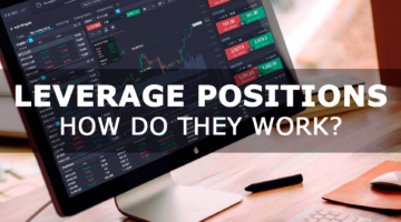 How do leverage positions work?