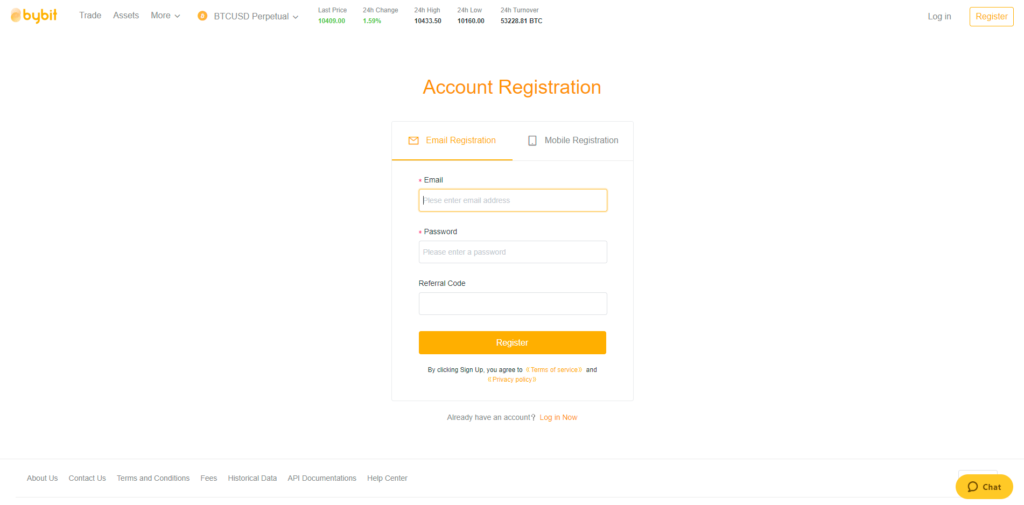 bybit-email-registration