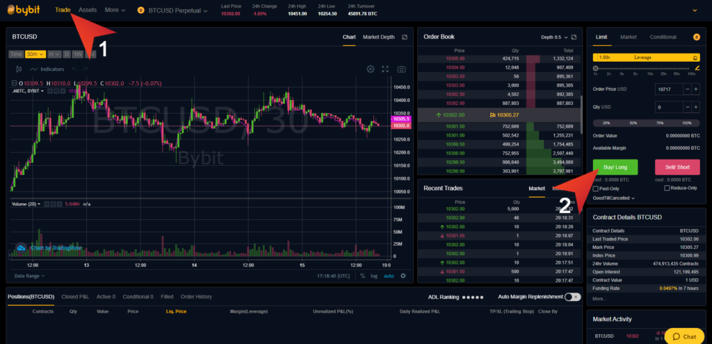bybit-trading-position