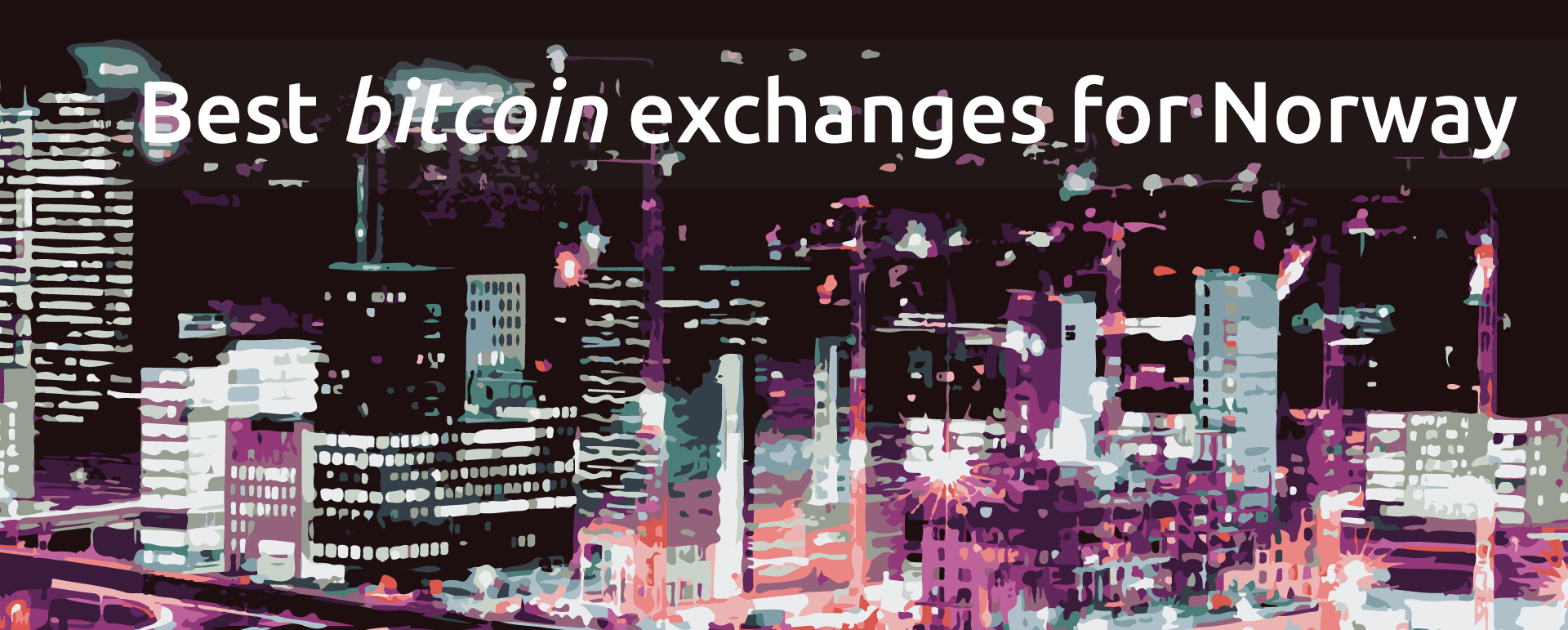 best bitcoin exchanges for norway