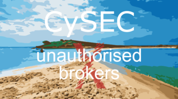 CySEC has taken action against unauthorized cryptocurrency and FX brokers