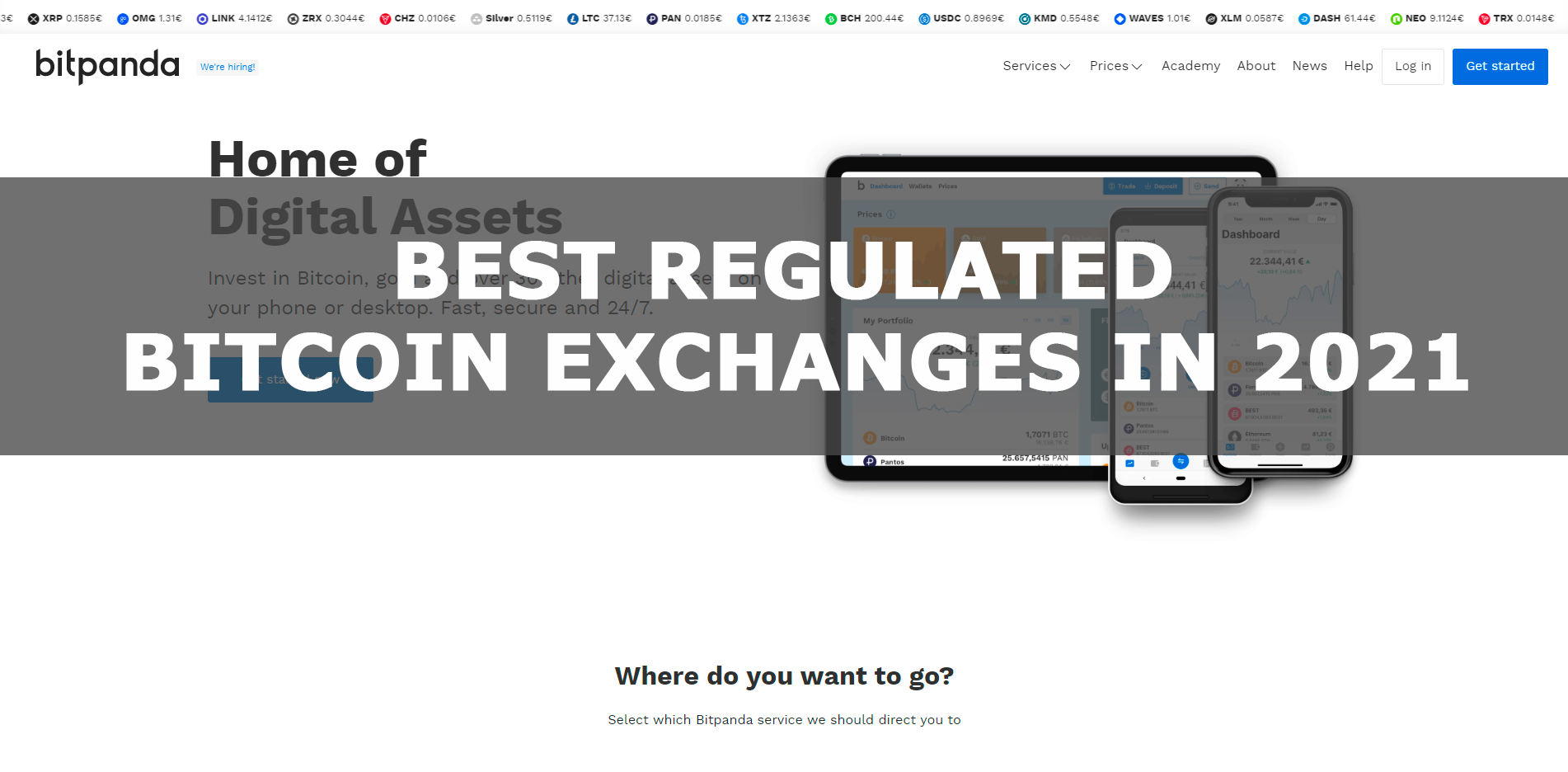 best regulated exchanges 2021