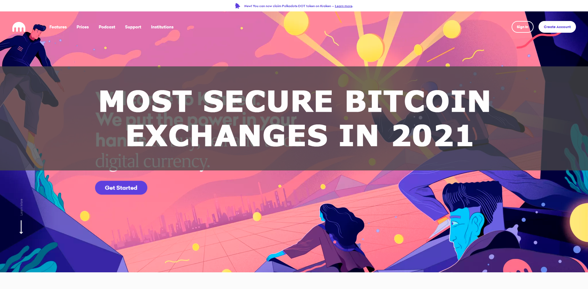 best secure exchanges 2021
